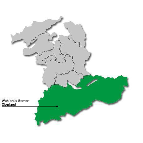 Wahlkreis Berner-Oberland