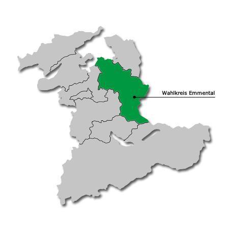 Wahlkreis Emmental